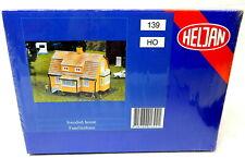 1A Halgen HO Scale SWEDISH HOUSE Train Layout Diorama Model Kit # 139  NEW!
