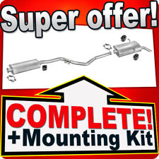 Peugeot 405 2.0 MI 90/114KW Saloon Estate 1992-1996 Silencer Exhaust System F30