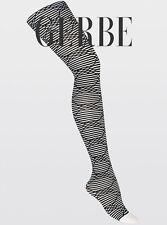 💕 Tights. Collant GERBE LUDIQUE coloris Noir et Belladone. Taille 4 - 10.