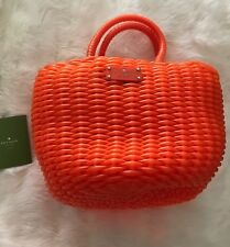 Gorgeous Authentic Kate Spade Beach Beth Basket Tote