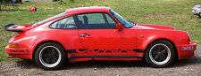 New Carrera RS RSR Lower Side And Rear Stripe Decal Kit 911 930
