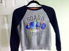 Boys Jumping Beans Crew Neck Sweatshirt XL (7X)  Board Breakers SK8 CLUB