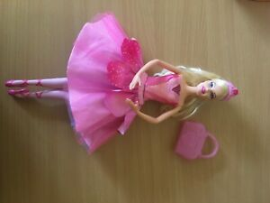 Barbie ballerina doll -(Kristyn Farraday)+ accessory. Great condition