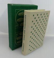 Minibuch: Die Geschichte von Venus und Tannhäuser Aubrey Beardsley bu0438 bu0438