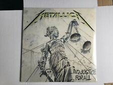METALLICA  AND JUSTİCE FOR ALL