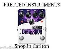 TECH 21 Boost Distortion - Made In The USA RRP: $279  Free Shipping Shop Demo