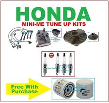 For 92-93 ACCORD Tune-Up Kits: Spark Plugs, Wire Set, Filter, Dist. Cap & Rotor