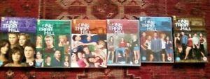 One Tree Hill  Boxsets Seasons 1 2 3 4 5 6  DVD