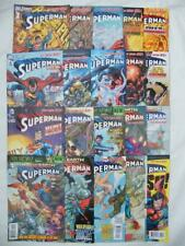 DC Superman The New 52 Lot Issues 1 - 20