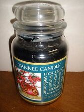 NEW 22 oz Yankee Candle Pine Berry