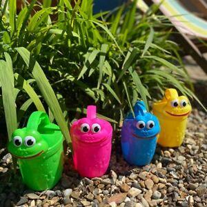 Children's Frog Watering Can Beach Bath Plants Garden Summer Kids Activity Toys