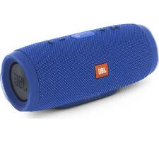 JBL Charge 3 Portable Bluetooth Wireless Speaker - Blue - Currys
