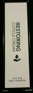 Avon Nail Experts Restoring Cuticle Cream 15ml