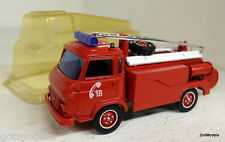 Solido 1/50 Scale 366 Saviem SG4 Fire department Diecast Model car