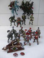 ELC Tower of Doom HUGE Bundle figures knights catapult headless horseman horses