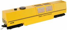 DAPOL-HO DAP-B808 5 in 1 MOW Track Cleaner w/ Motorized Vacuum, Yellow DCC Ready