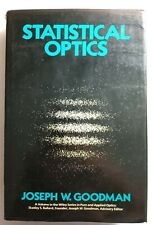 Statistical Optics by Joseph W Goodman HC 1985 E37