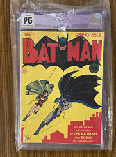 BATMAN #1 ~ Page 29 CGC NG W/ Repro Cover- 1st Appearance of THE JOKER! DC 1940