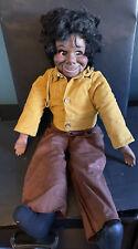 Vintage1973 Lester Ventriloquist Doll Eegee Company Still Works! Original Box!
