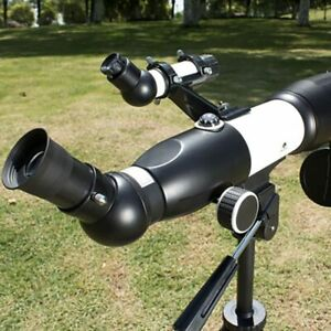 Professional HD Telescope Astronomical With Tripod 60mm HD Refractor Kids Adults