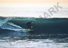 Foto Surf Sport Surf Wave Ride A3 foto impresión de arte poster YF6079