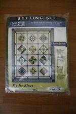 Mystic Blues Quilt Setting Kit & 11 Block Kits of The Month Jo Ann Fabric