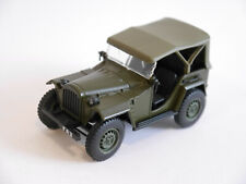 GAZ 67 B gas 67b in militär oliv grün military olive green, De Agostini in 1:43!