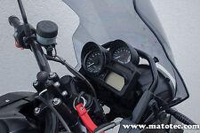 BMW R 1200 GS adventure hp 2 s r 1300 k tacho blende cover original schwarz