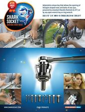 Adjustable Socket Device A.S.D | Heavy Duty | Shark Socket Universal Socket