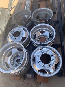 17 alcoa dually wheels