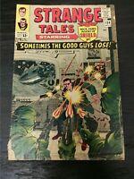 Strange Tales #138, GD/VG 3.0, 1st Appearance Eternity; Dr. Strange, Nick Fury