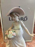 LLADRO 5790 Carefree Retired! See Description Original Grey Box, Packaging! L@@K