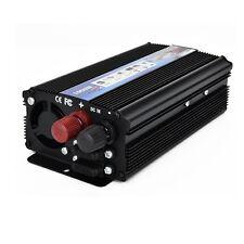 1000W Power Inverter DC 24V to AC 110V Modified Sine Wave Converter Charger