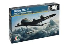 Italeri 1/72 Stirling Mk.IV Planeador Estirar - Paracaidistas TRANSPORTE #1350