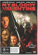 My Bloody Valentine (DVD, 2009) Jensen Ackles, Jaime King, Kerr Smith