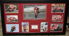 CASEY STONER MotoGP signed Tribute