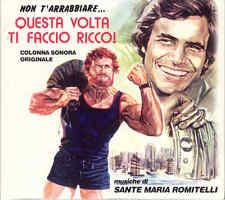 This Time I'll Make You Rich OST CD Sante Maria Romitelli Fin De Siècle Media