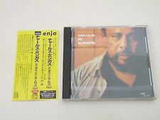 CHARLES MINGUS - MINGUS IN EUROPE 2 - CD JAPAN 1989 - OTTIME CONDIZIONI