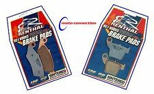 RENTHAL WORKS BRAKE PADS FRONT & REAR HONDA CRF250 CRF450 2016 - 2018  F101/R100