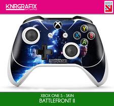 KNR6645 PREMIUM XBOX ONE S CONTROLLER STAR WARS BATTLEFRONT II 2 SKIN