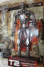 Movie Maniacs Series 5 - T-800 Endoskeleton - T2 Terminator 2 Action Figure NEW