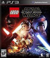 LEGO Star Wars: The Force Awakens (Sony PlayStation 3, 2016) BRAND NEW