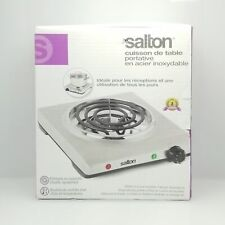 Salton Portable Induction Cooktop item 788074