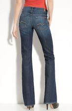 $178 NWT SEVEN 7 FOR ALL MANKIND 24 Nouveau New York Classic Bootcut Jeans 7FAMK