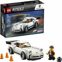 LEGO Speed Champions 1974 Porsche 911 Turbo 179Pc Building Kit Sports Minifigure