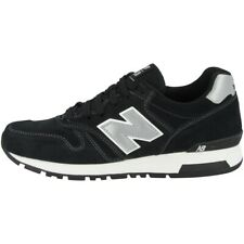 New Balance ML 565 BK Hombre Zapatos Zapatillas de Retro Deporte Black ML565BK