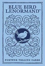 Blue Bird Lenormand  36-card Petit Lenormand deck *CAT-atud SANCTUARY RESCUE