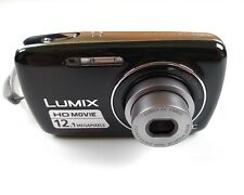 Panasonic Lumix DMC-S1 12.1MP HD 720P Digital Camera
