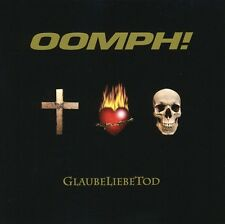 Oomph! - Glaubeliebetod [New CD] Germany - Import