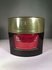 ESTEE LAUDER NUTRITIOUS VITALITY8 NIGHT RADIANT OVERNIGHT CRÈME/MASK .17oz/50 ml